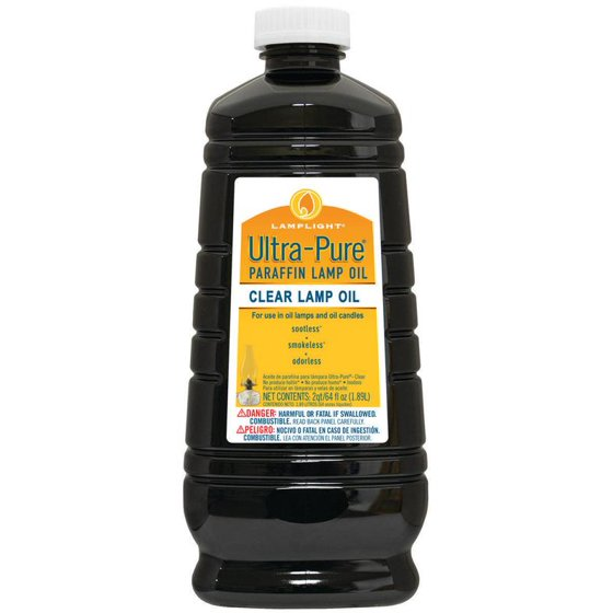 Ultra Pure 2208517 Odorless Sootless Smokeless Lamp Oil