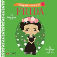 Counting With Frida Contando Con Frida (Board Book)