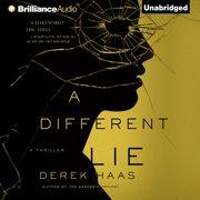 Different Lie, A - Audiobook