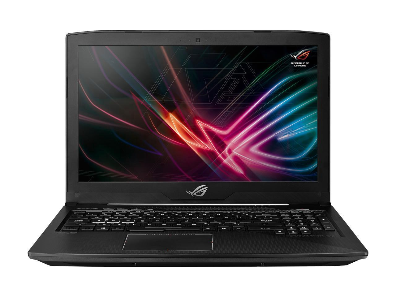 "Asus 15.6"" Gaming Laptop (i7-7700HQ / 8GB / 1TB HDD & 128GB SSD) Bundle"