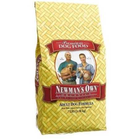 Newman S Own Dog Food   Lb