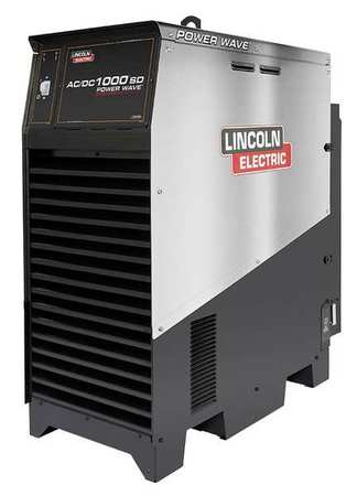 Lincoln Electric Arc Welder,1000A 44V 100,100 AC 1000 DC K2803-1 by Lincoln Electric