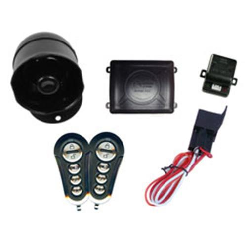 Vehicle Alarm System Omega Car Immobilizer Mode Programable
