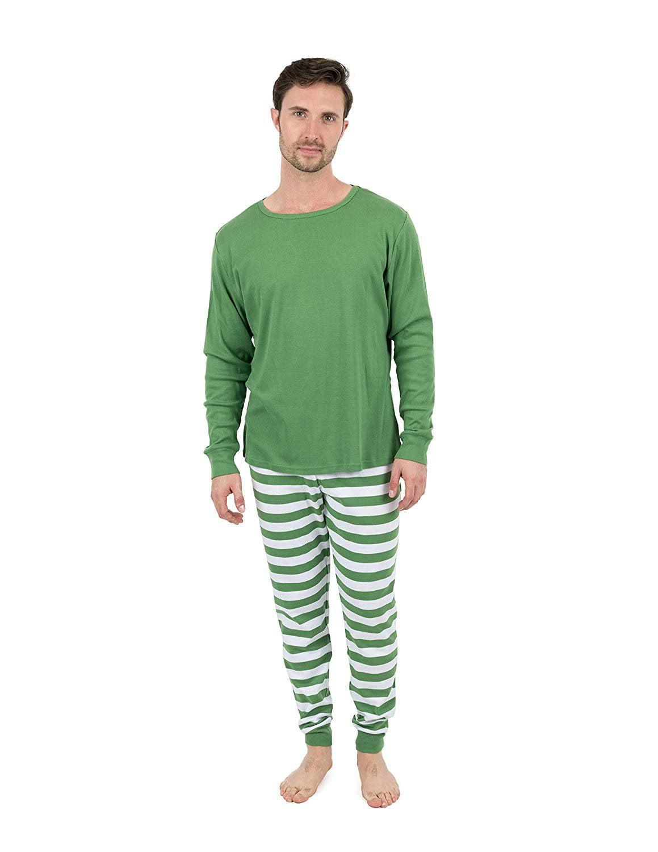 Leveret Mens Pajamas Unicorn 2 Piece Pajama Set 100/% Cotton Size XX-Large