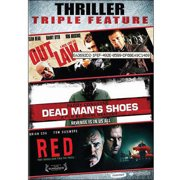 Thriller Triple Feature: Outlaw   Dead Man's Shoes   Red by Magnolia