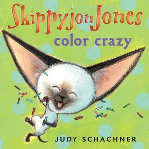 Skippyjon Jones Color Crazy - eBook