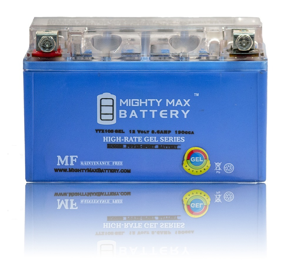 12V 8.6AH 190CCA GEL Battery Replaces Yamaha YZF R6 600 YZFR6ACB 2011