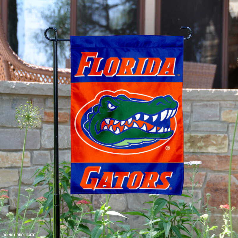 "Florida Gators 13"" x 18"" College Garden Flag"