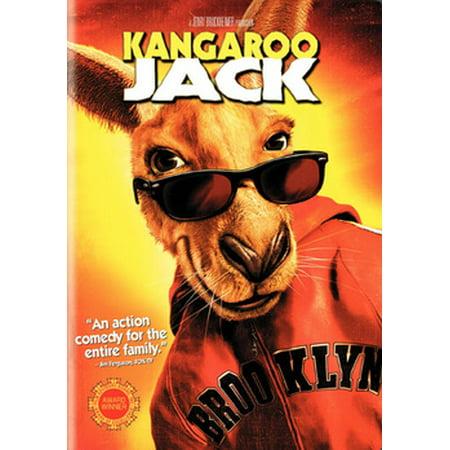 Kangaroo Jack (DVD) - Jack O Lantern Jamboree Dvd
