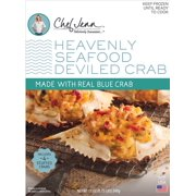 Chef Jenn Heavenly Deviled Crab, 6 oz