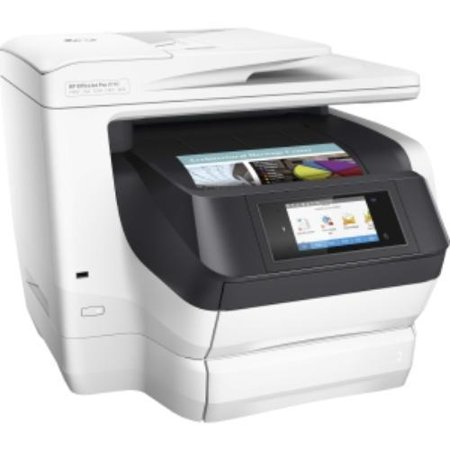 Hp Officejet Pro 8740 Inkjet Multifunction Printer - Color - Plain Paper Print - Desktop - Copier/fax/printer/scanner - 36 Ppm Mono/36 Ppm Color Print - 2400 X 1200 Dpi Print - 1 X Input (k7s42a-b1h)