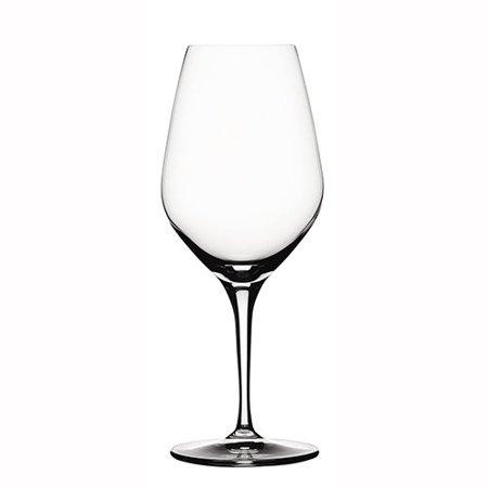 - Spiegelau - Authentis - Red Wine/Water Goblet (Set of 4)
