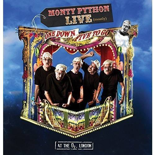 Monty Python Live (Mostly): One Down Five to Go (Blu-ray) by