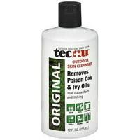 Tecnu Original Outdoor Skin Cleanser - 12 oz, Pack of 3