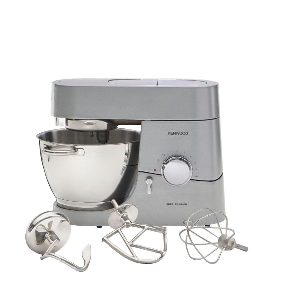 Kenwood Chef Titanium 5 Quart Stand Mixer