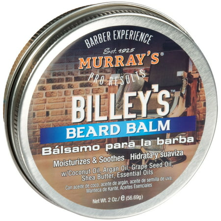Murray's® Billey's™ Beard Balm 2 oz. Tin