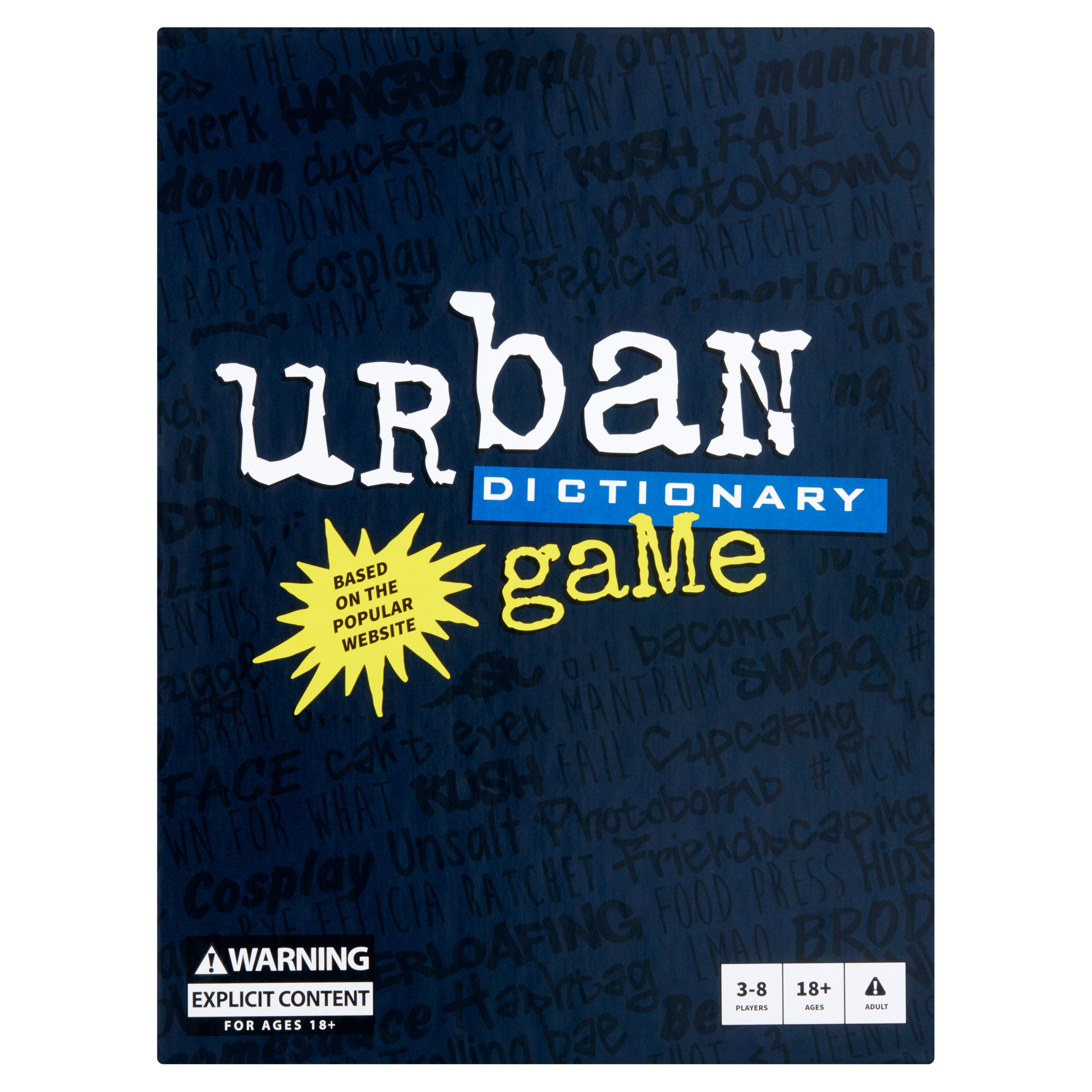 Urban Dictionary Game by Buffalo Games
