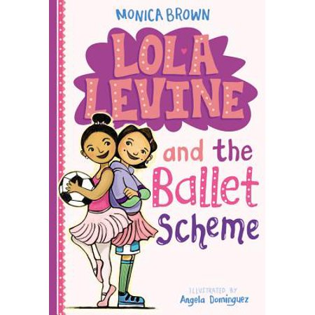 Lola Levine and the Ballet Scheme](Lola The Showgirl)