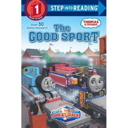 Thomas & Friends The Good Sport (Thomas &