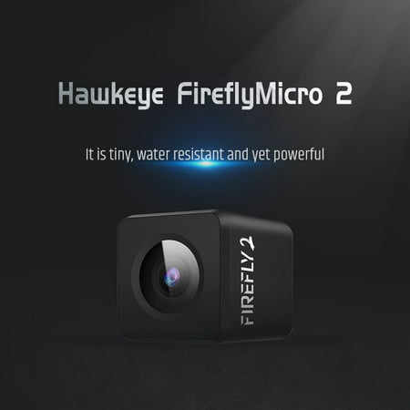 Hawkeye Firefly Micro Cam 2 Mini Camera 2.5K Waterproof 160 Degree for RC Racing Drone Aerial Photography - image 7 of 7