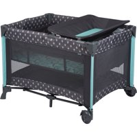 Deals on Babideal Blossom II Playard, Feather Boho