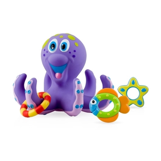 Nuby Octopus Bath Toss Toy