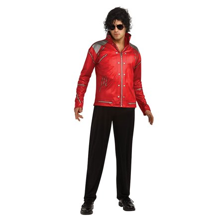 MJ Beat It Zipper Jacket Rubies 889773 (Zippers Toronto Halloween)