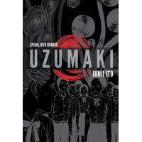 Uzumaki (3-in-1, Deluxe Edition) : Includes vols. 1, 2 & 3