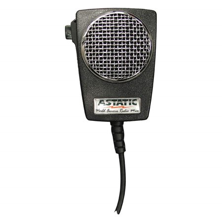 ASTATIC CB Power Mic, Ceramic Power Mic, 4 Pin
