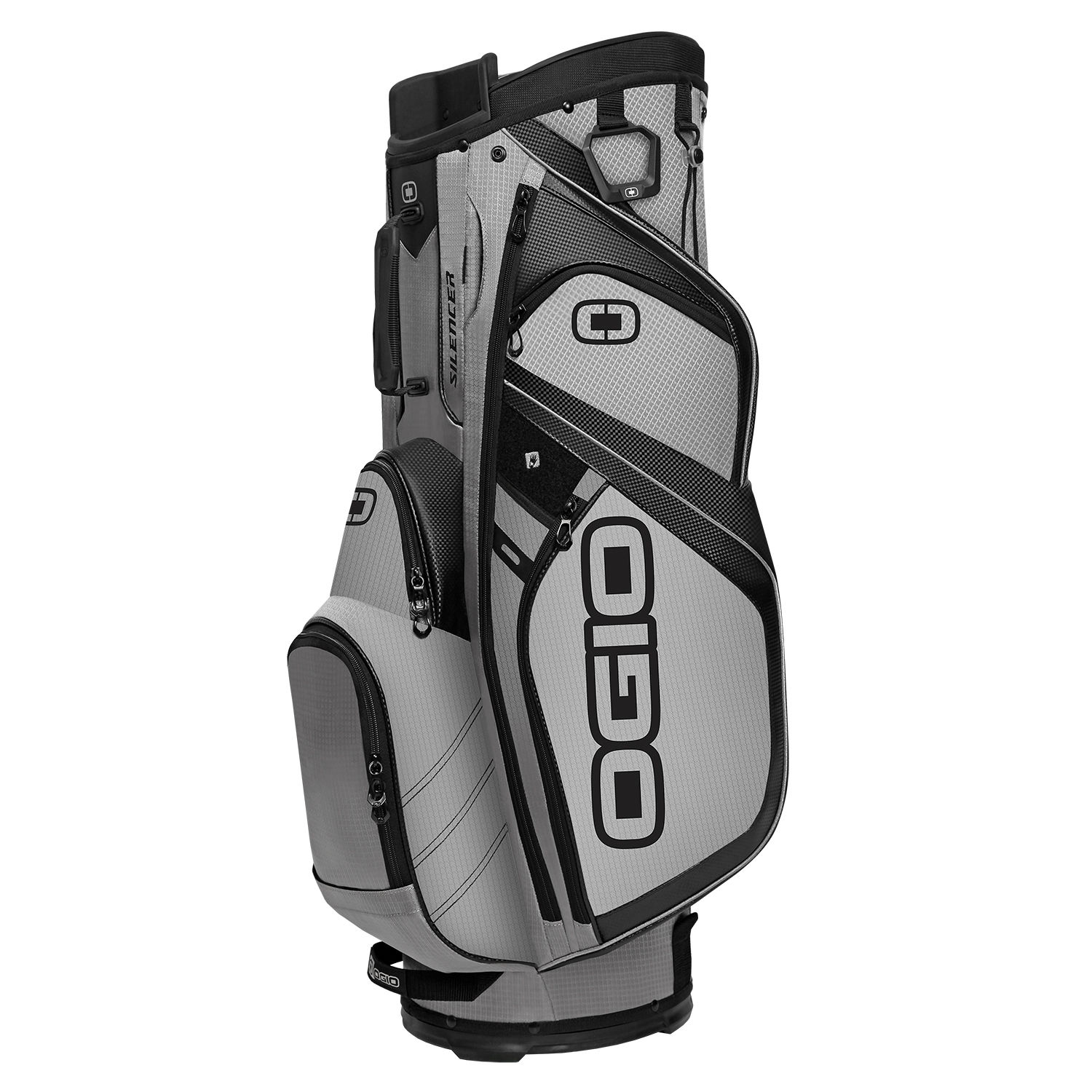 Ogio Men's 2016 Silencer Cart Bag