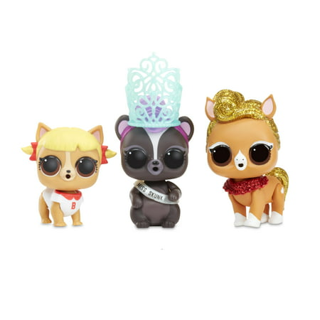 Best L.O.L. Surprise! Eye Spy Pets Series 4-1 with 7 Surprises deal