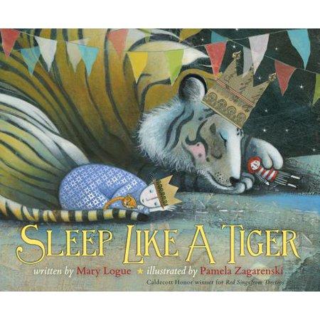 Sleep Like a Tiger (Hardcover) (Likes Hardback)