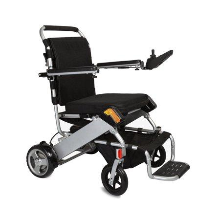Karman Healthcare Karman Tranzit Foldable Lightweight Power Wheelchair in