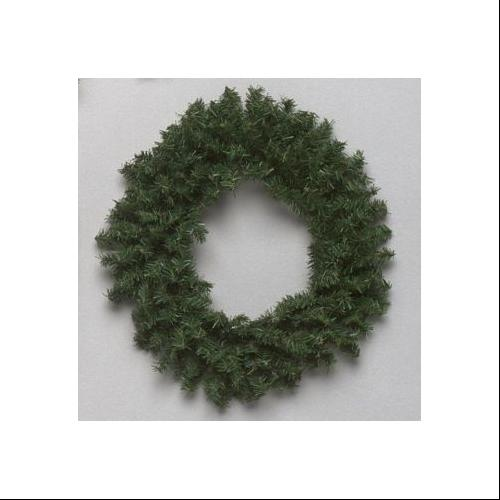 "6"" Mini Pine Artificial Christmas Wreath - Unlit"