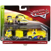 Disney/Pixar Cars Jeffs Pitty & Crew Chief Vehicle 2-Pack