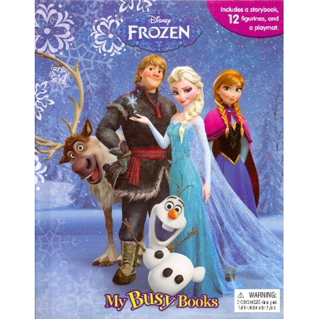 KOHLS FROZEN BUSY BOOK n/a