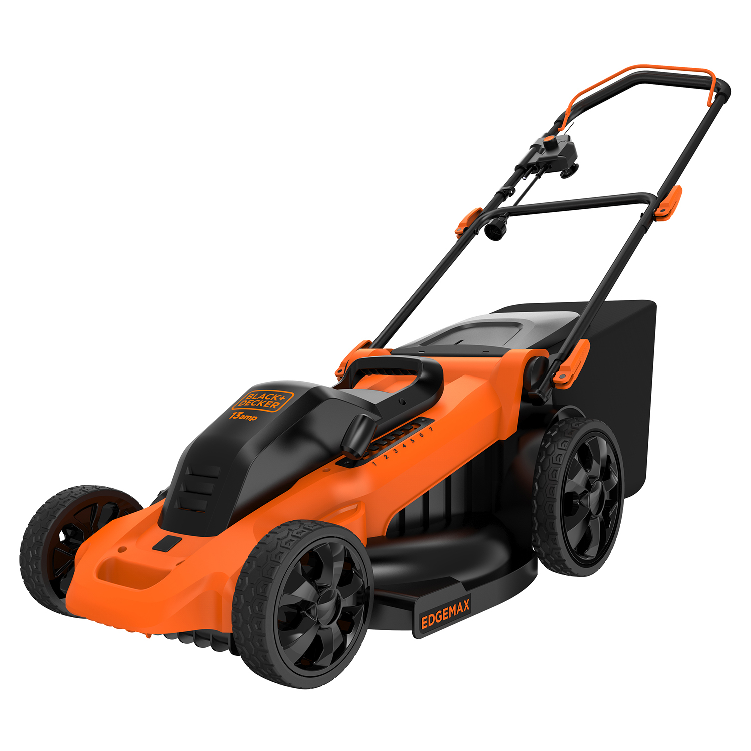 "BLACK+DECKER MM2000 13 Amp 20"" Corded Mower"