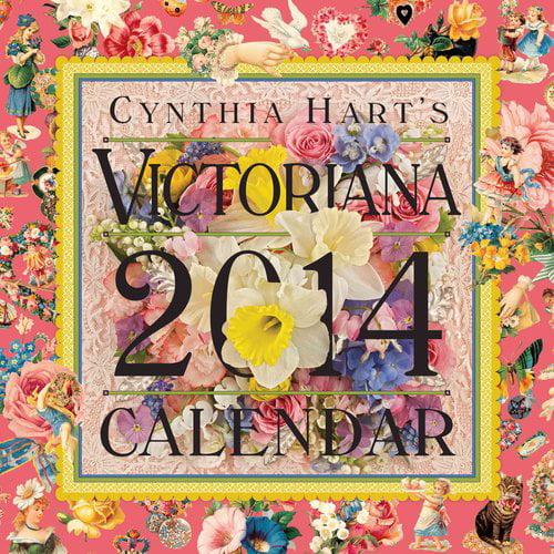 Cynthia Hart's Victoriana 2014 Calendar