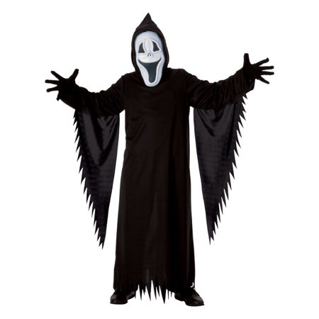 Child Smiley The Ghost Costume Rubies 881022 - Smiley Costume Horror