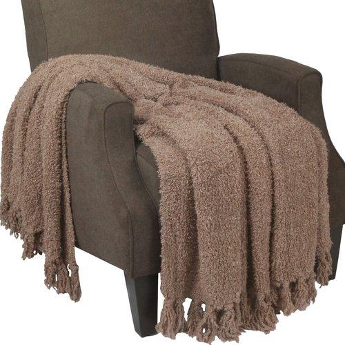 Charlton Home Alyn Fluffy Throw Blanket