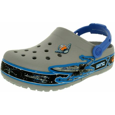 Croc Rubber Flat Shoes Kids