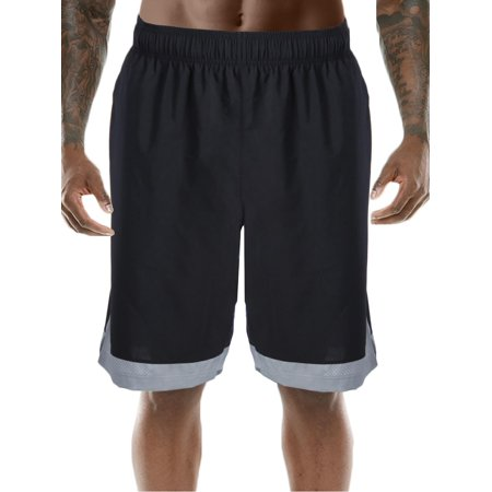 Under Armour Mens Loose Fit Fitness Shorts (Under Armour Mens Qualifier 9 Woven Shorts)