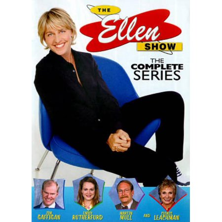 Ellen Show, The - The Complete Series DVD - image 1 of 1