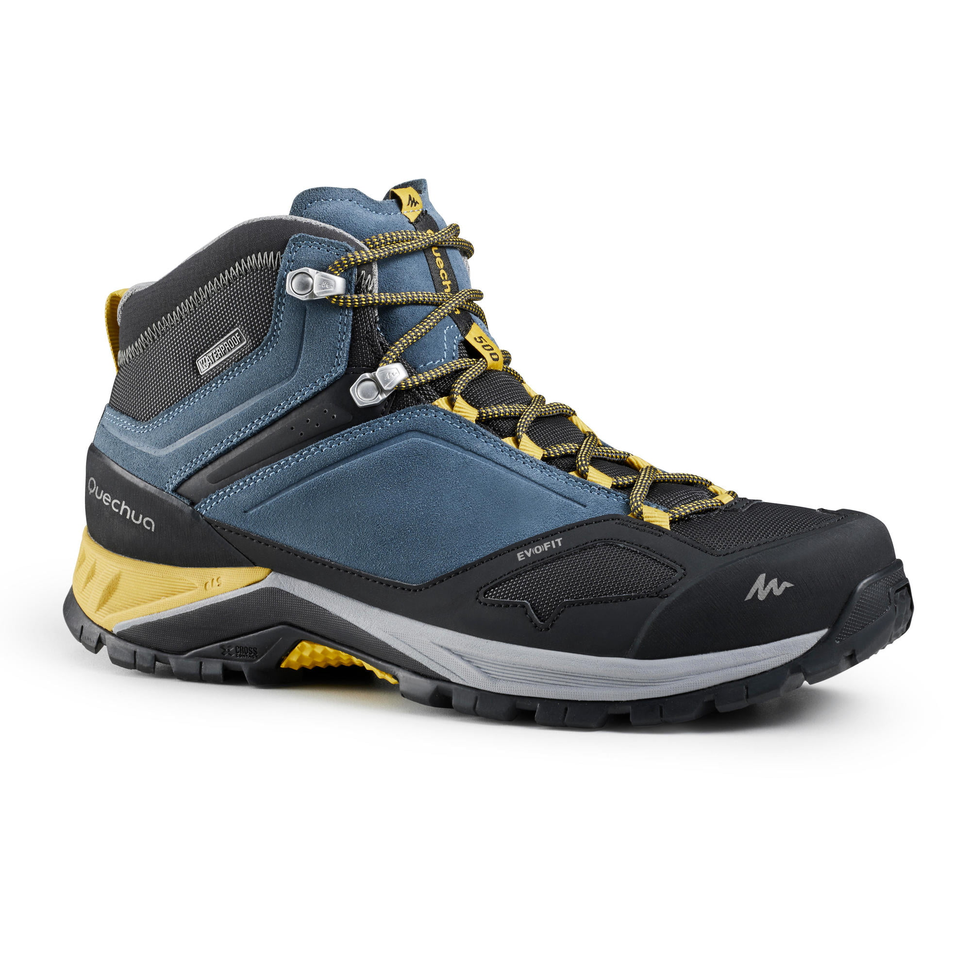 MH500 Mid Waterproof Hiking Shoes