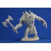 Reaper Miniatures REM77333 25mm Scale Mountain Troll - Ben Siens