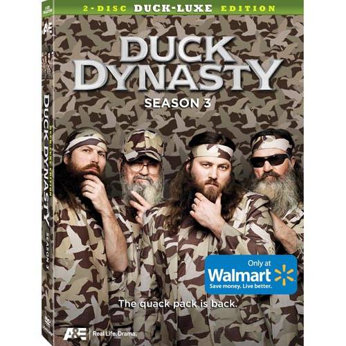 Duck Dynasty: Season 3 (2-Disc Duck-Luxe Edition) (Widescreen)