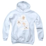The Lord of the Rings Gandalf The White Big Boys Pullover Hoodie