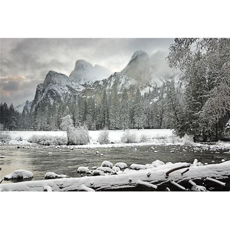 Posterazzi DPI1824913 Yosemite National Park California USA Poster Print by Robert Brown, 18 x 12 - image 1 de 1