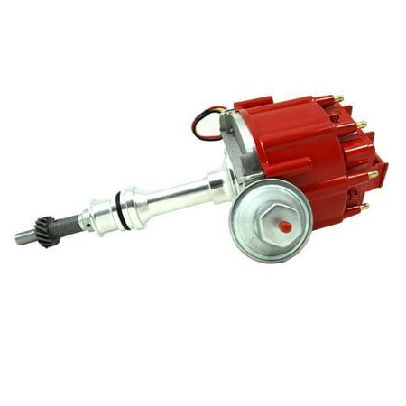 TSP HEI DISTRIBUTOR - Ford 351 Windsor V8 Engines Red (Best Js Template Engine)