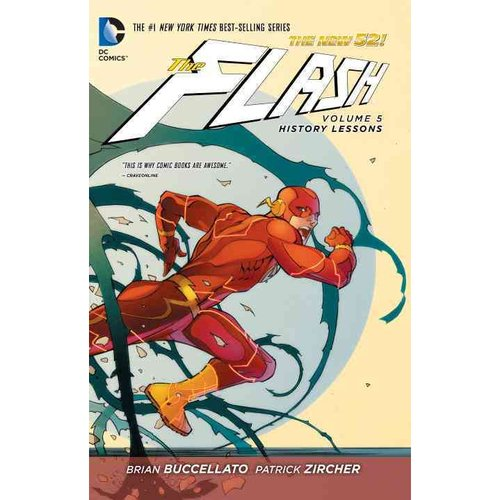 The Flash 5: History Lessons